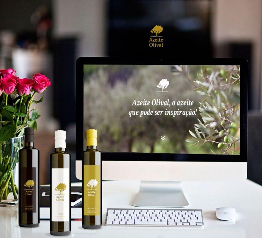 Web Site/Loja Online Azeite Olival