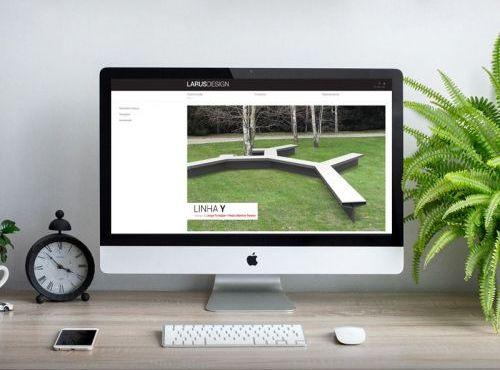Web Site Larus Design
