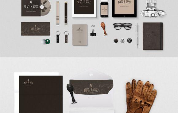 Branding Meats & Geeks