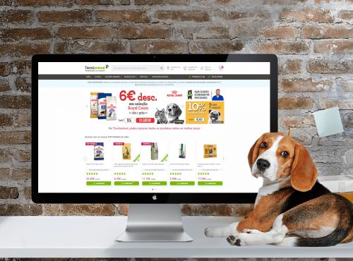 e-commerce PET