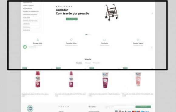 E-commerce Saúde